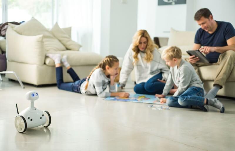 Casa com Família e Automatização