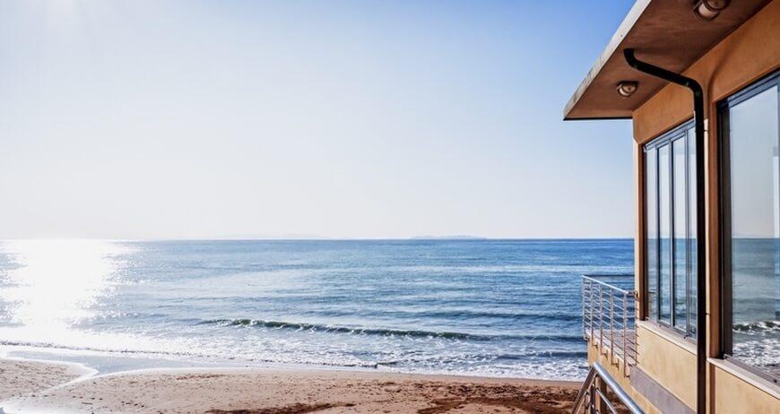 Esquadria Próximo do Mar