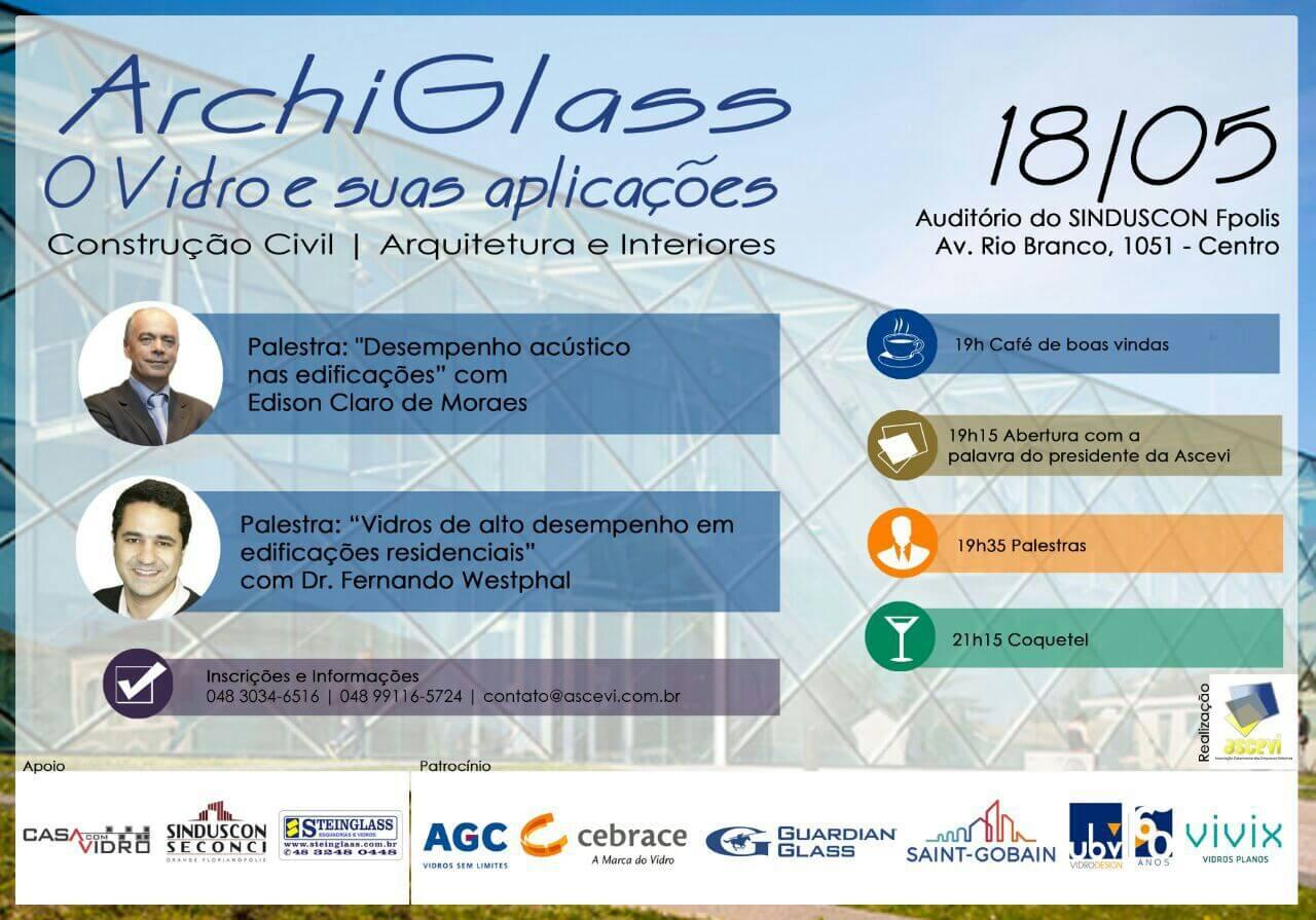 Evento Archglass 2017